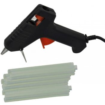 imported glue gun with 10 free glue stick